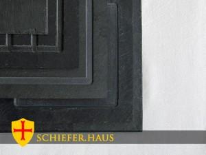 Basic Schiefer Teller. Anti Drip Teller. Platzteller anti drip. Schiefer Platzsets. Rechteckige Teller.