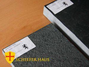 Deutschland mehr als sehr haltbares elegantes Dach-und-Fassaden - Material gehalten. Schiefer Deutschland.