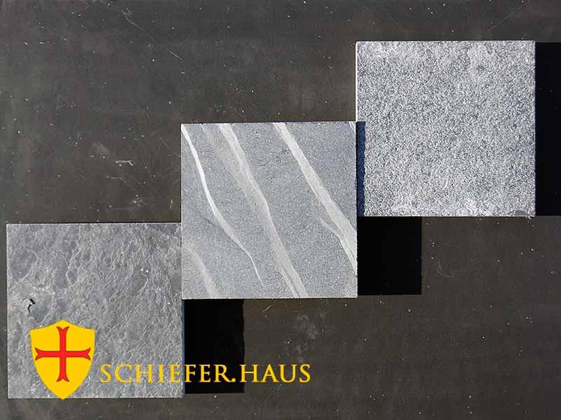 Schieferplatten Geben Ihrer Terrasse Eine Lebendige Struktur Und Ein