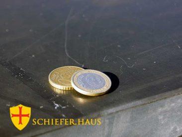 Schieferplatten harmonieren daher besonders mit einem modernen Gestaltungsstil. Schiefer bad.
