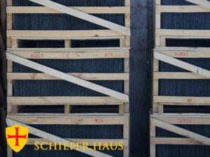 Schiefer für Dach und Fassade. Natursteinfliesen, Treppen, Trittplatten.